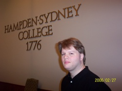 at Hampden-Sydney